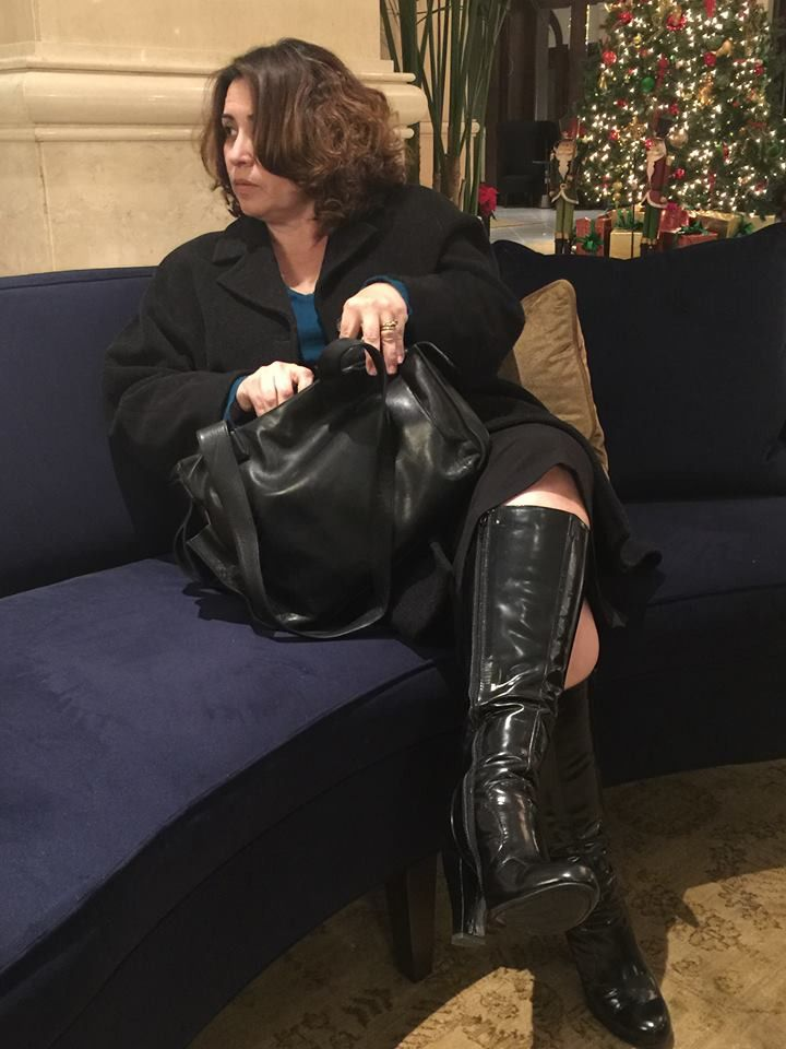 In Leather Dominant Ladies BootsPhotoStiefel srdQChtx