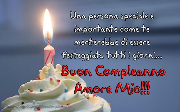 Una Persona Speciale E Importante Como Te Auguri Di Compleanno Compleanno Auguri Di Buon Compleanno