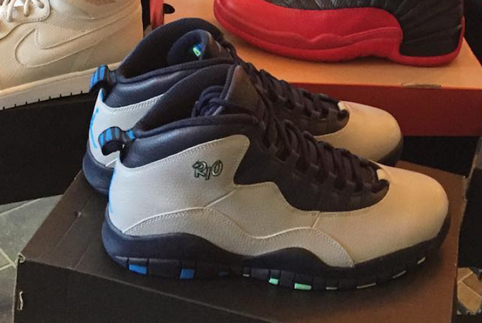 timeless design 938c1 e7c07 Another Preview Of The Air Jordan 10 Rio