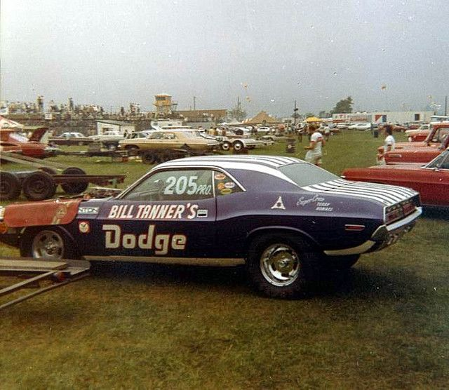 Race Cars in Indianapolis 1970   Bill tanner, Cars and Plymouth