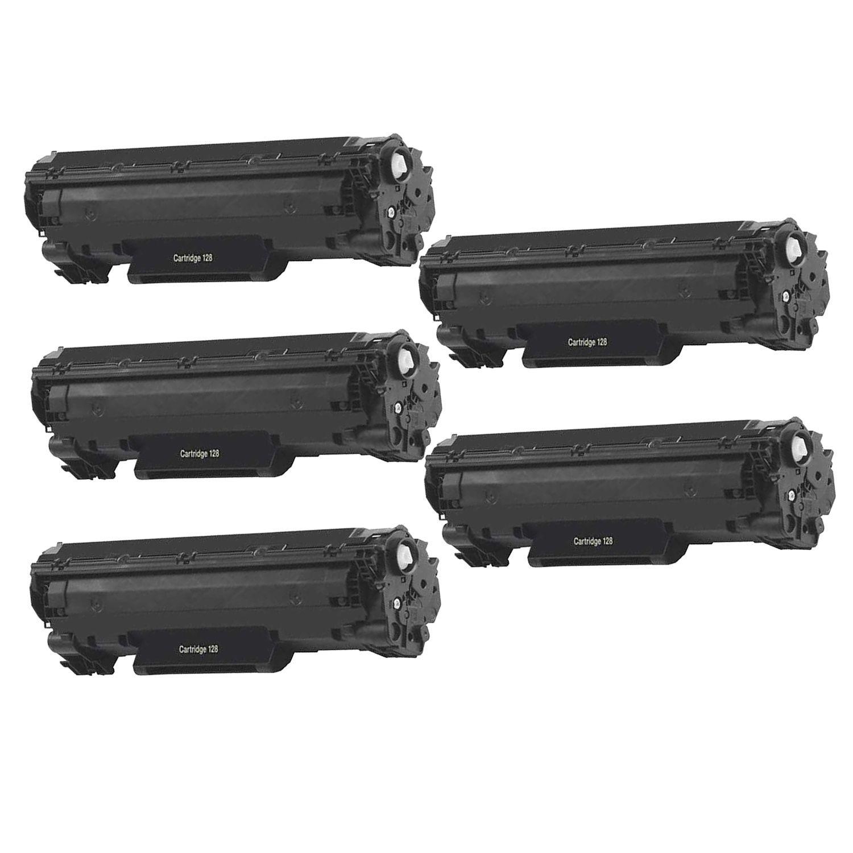 N 5pk Canon 128 Compatible Toner Cartridge Canon Imageclass D550