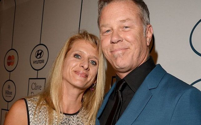 francesca hetfield biography facts about james hetfield s wife. Black Bedroom Furniture Sets. Home Design Ideas