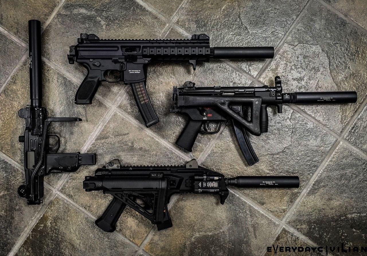 Tax Stamp Tuesday  Scorpion EVO, MP5, MPX, and Uzi - Videos