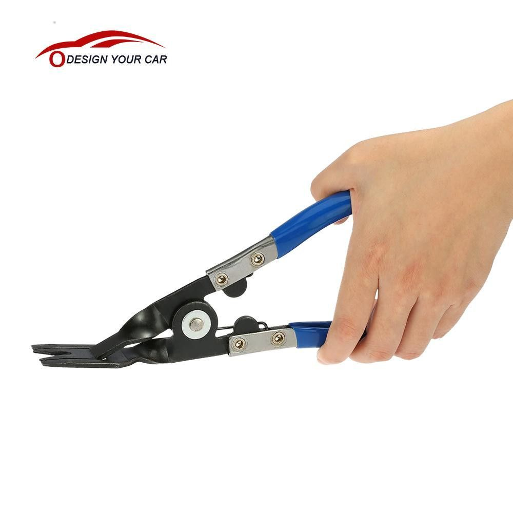 Car Clip Removal Plier Door Panel Trim Fastener Tool For Toyota Camry Honda Civic Golf 4 Mazda 3 Passat B6 Renault Camry Upholstery Trim