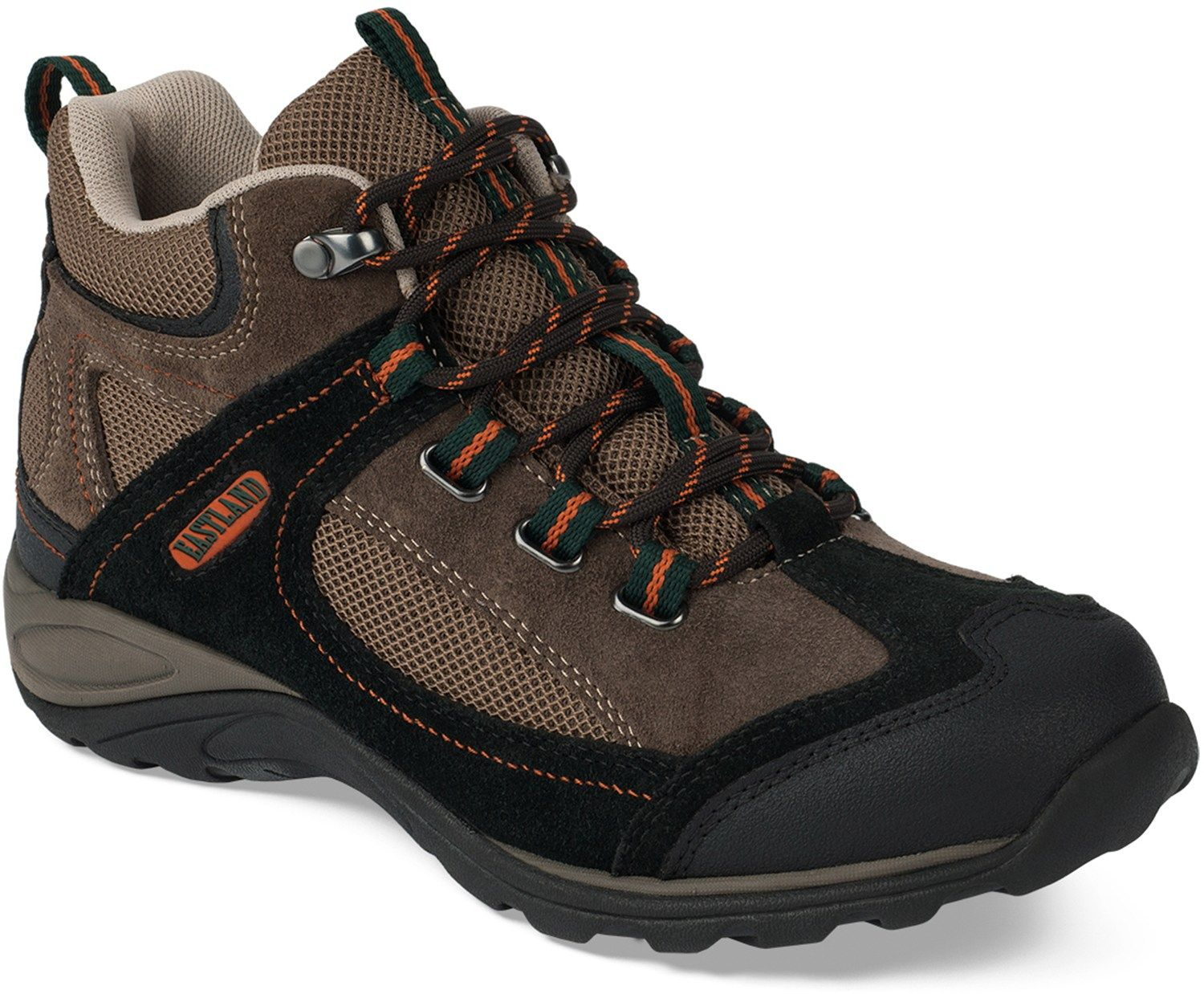 Eastland Tacoma Mid Trail Boots Women S 2013 Closeout Boots Hiking Boots Womens Boots