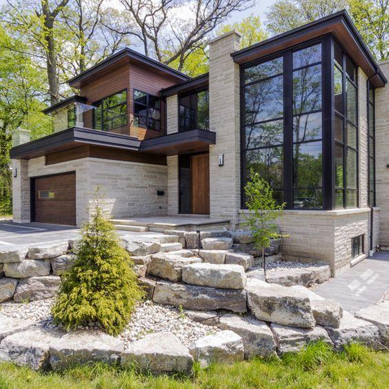 The Glass Corner - Modern - Portfolio - David Small Designs   Architectural Design Firm