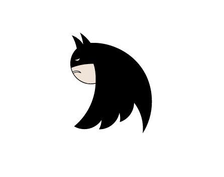 new twitter bird logobombed ;)