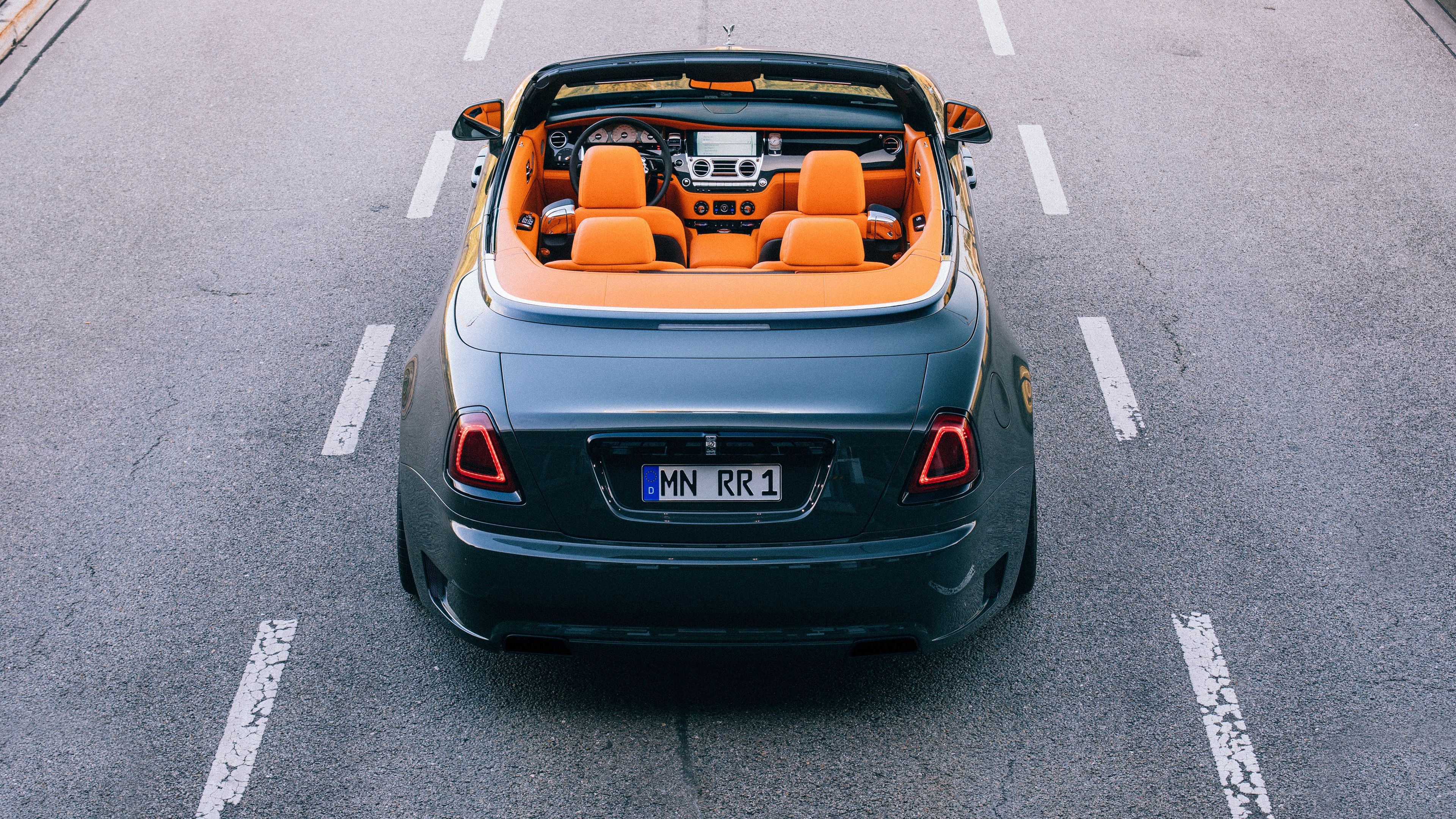 Spofec Rolls Royce Dawn Overdose 2017 Rear rolls royce wallpapers, rolls royce d…