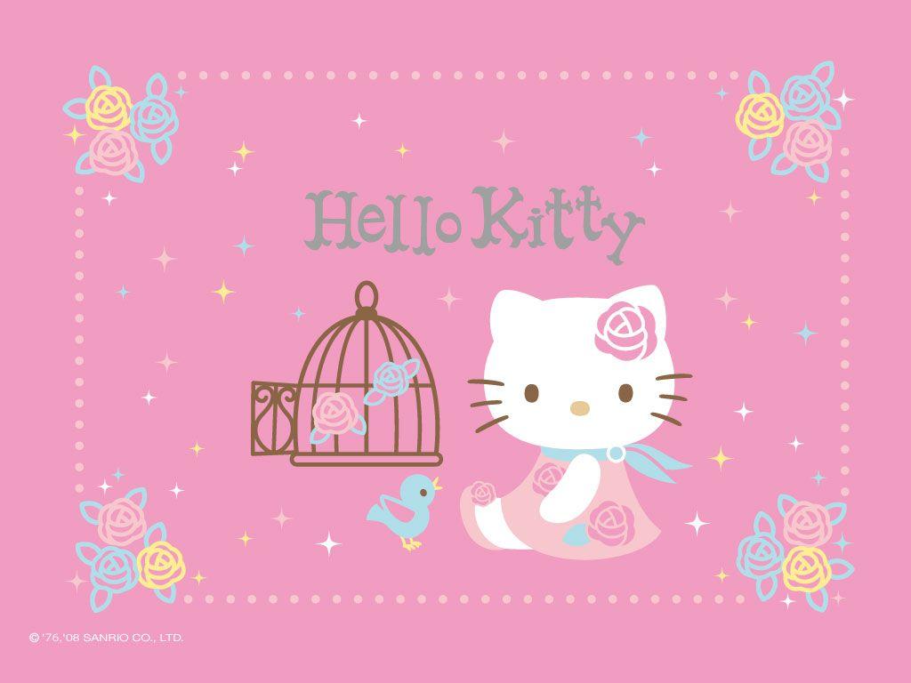 Hello Kitty Wallpaper Hello Kitty Gambar