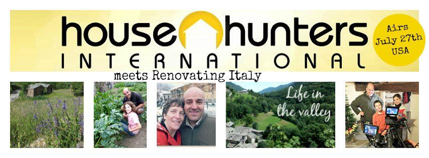 house hunters international episode Renovating Italy www