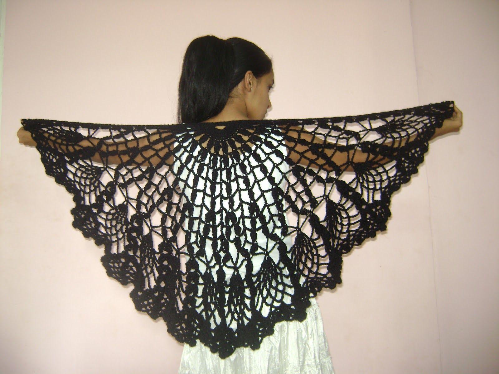 Triangular Shawl Free Vintage Crochet Shawl Pattern Cowls