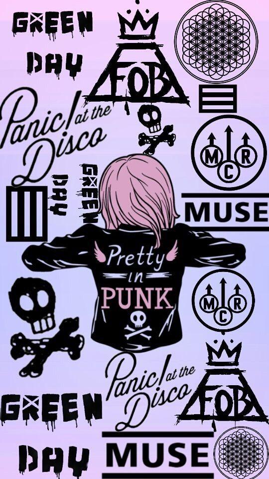 Lockscreen Tumblr Goth Wallpaper Emo Wallpaper Pastel Goth