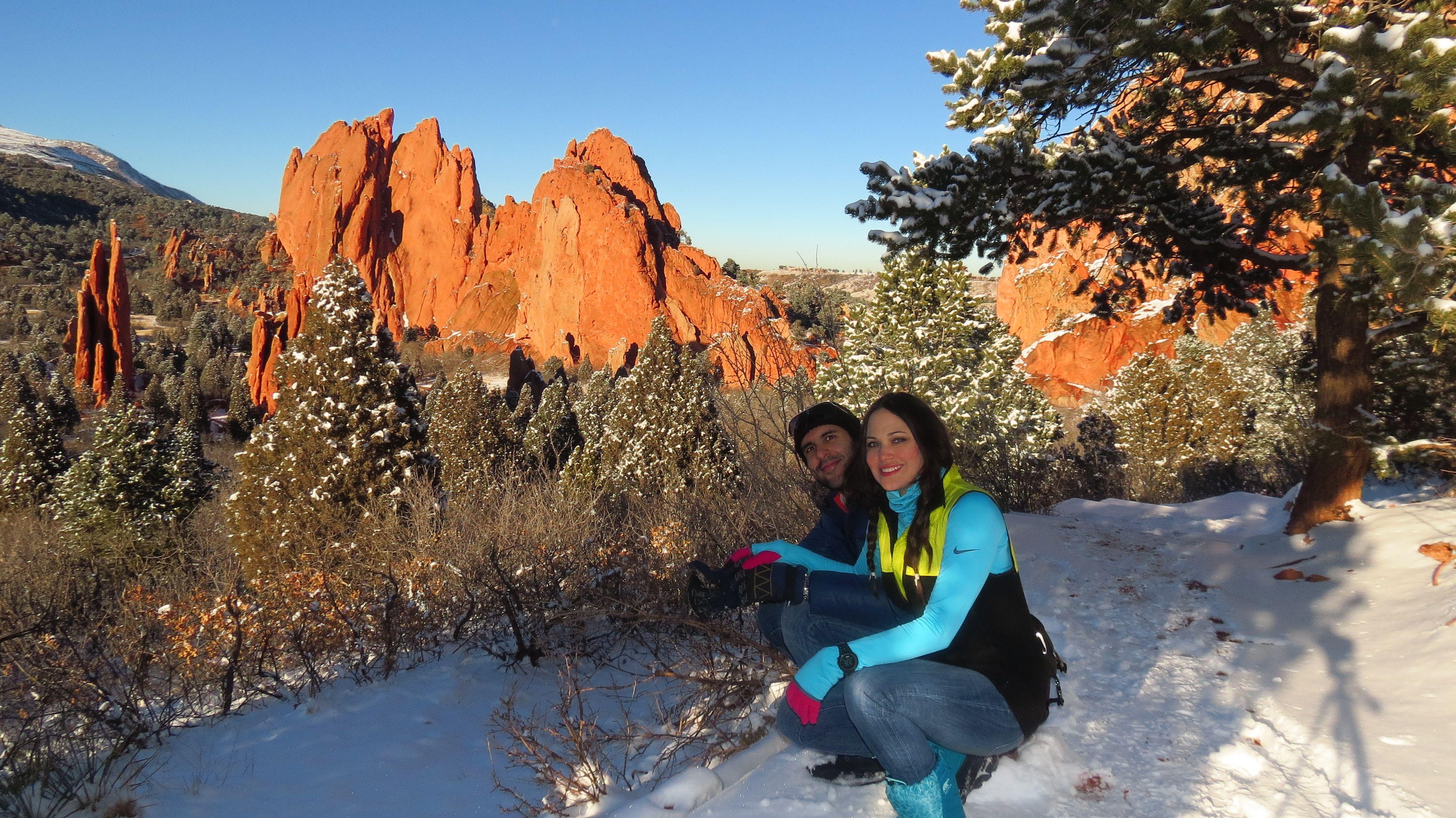 Garden of the Gods en Colorado Springs, CO   Lugares que inspiran ...