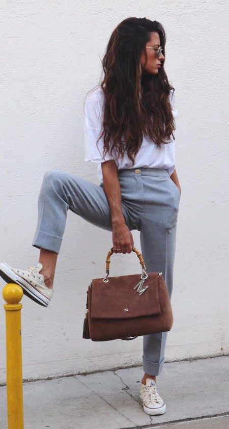 35 New and Popular Street Style Summer Outfits Ideas #officeoutfit