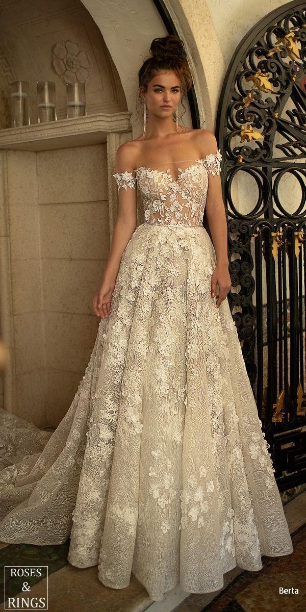 Berta 2019 Brautkleider #Kleider #Hochzeiten #Hochzeitskleider #Hochzeits #elbiseler