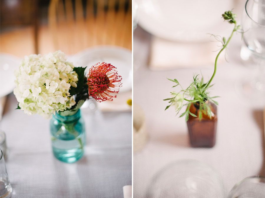 Simple Floral Arrangements Scout Thrift Stores For Vases Ahead Of