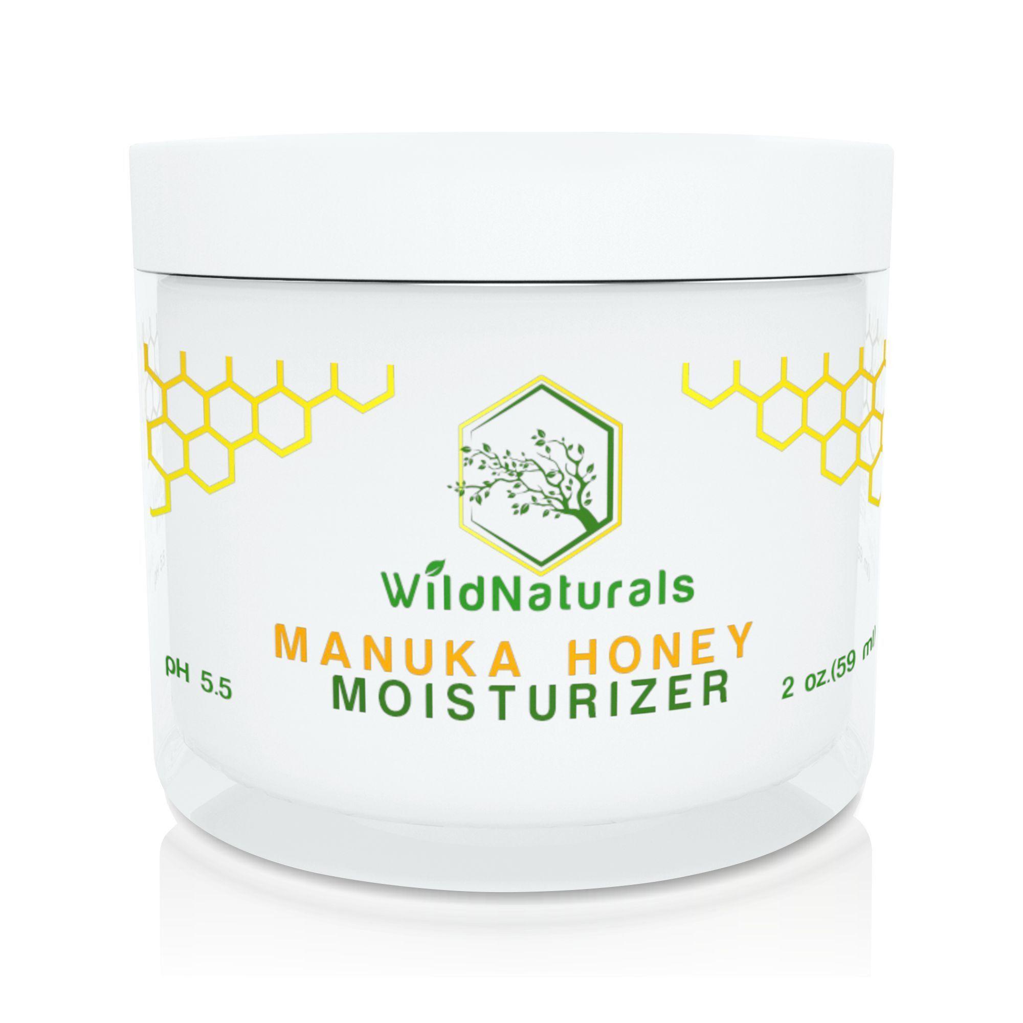 Manuka Honey Face Cream Moisturizer Face cream, Manuka