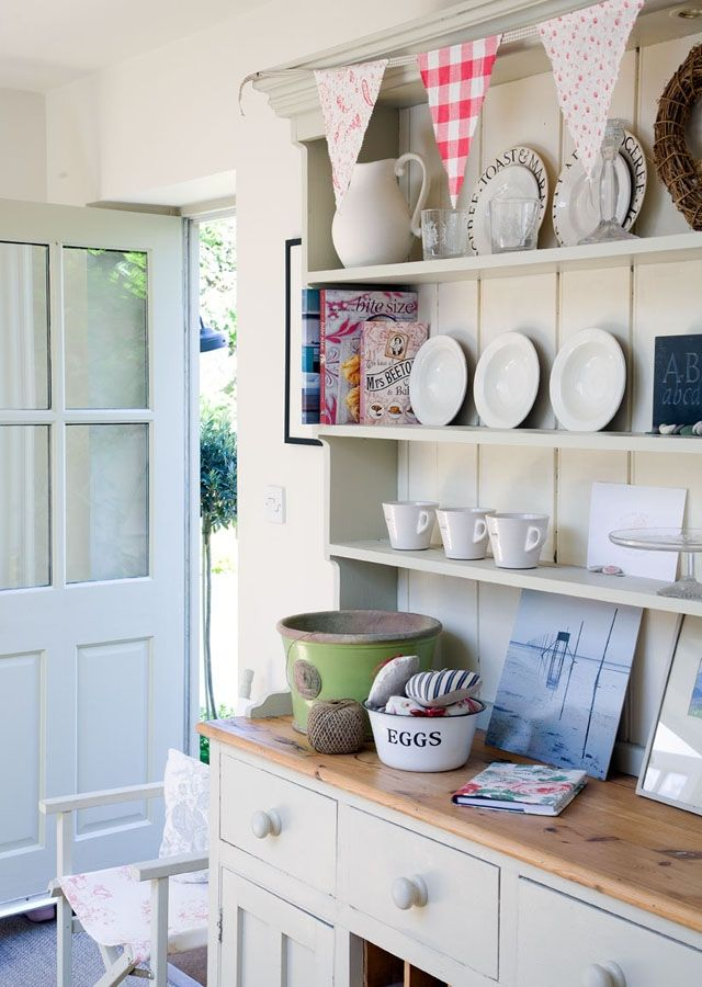 Imaginecozy Staging A Kitchen: This Is My Kitchen Dresser ... I Went Through An Obsessive