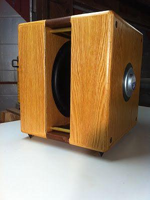 Jazzman's DIY Electrostatic Loudspeaker Page: Ripole Subwoofers