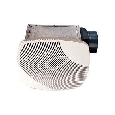 Best Bathroom Light Fixtures nuVent NXMS90 90 CFM High Efficiency
