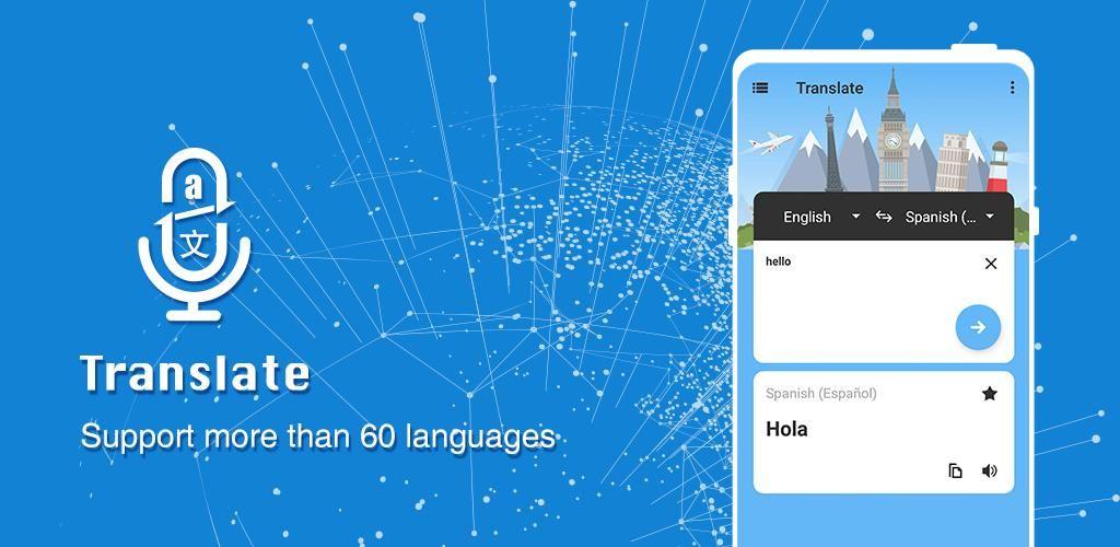 Translate All Speech Text Camera Translator in 2020