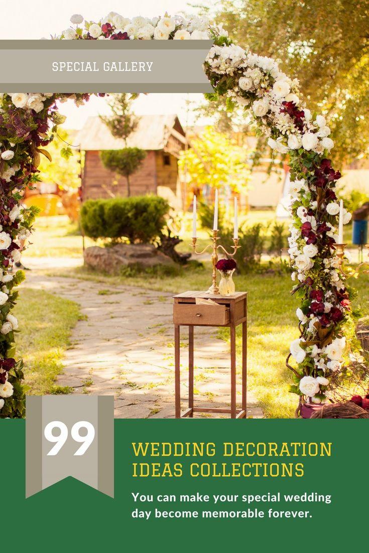 Wedding dinner decoration ideas  Stunning Wedding Decorations Ideas Album  Perfect And Cost