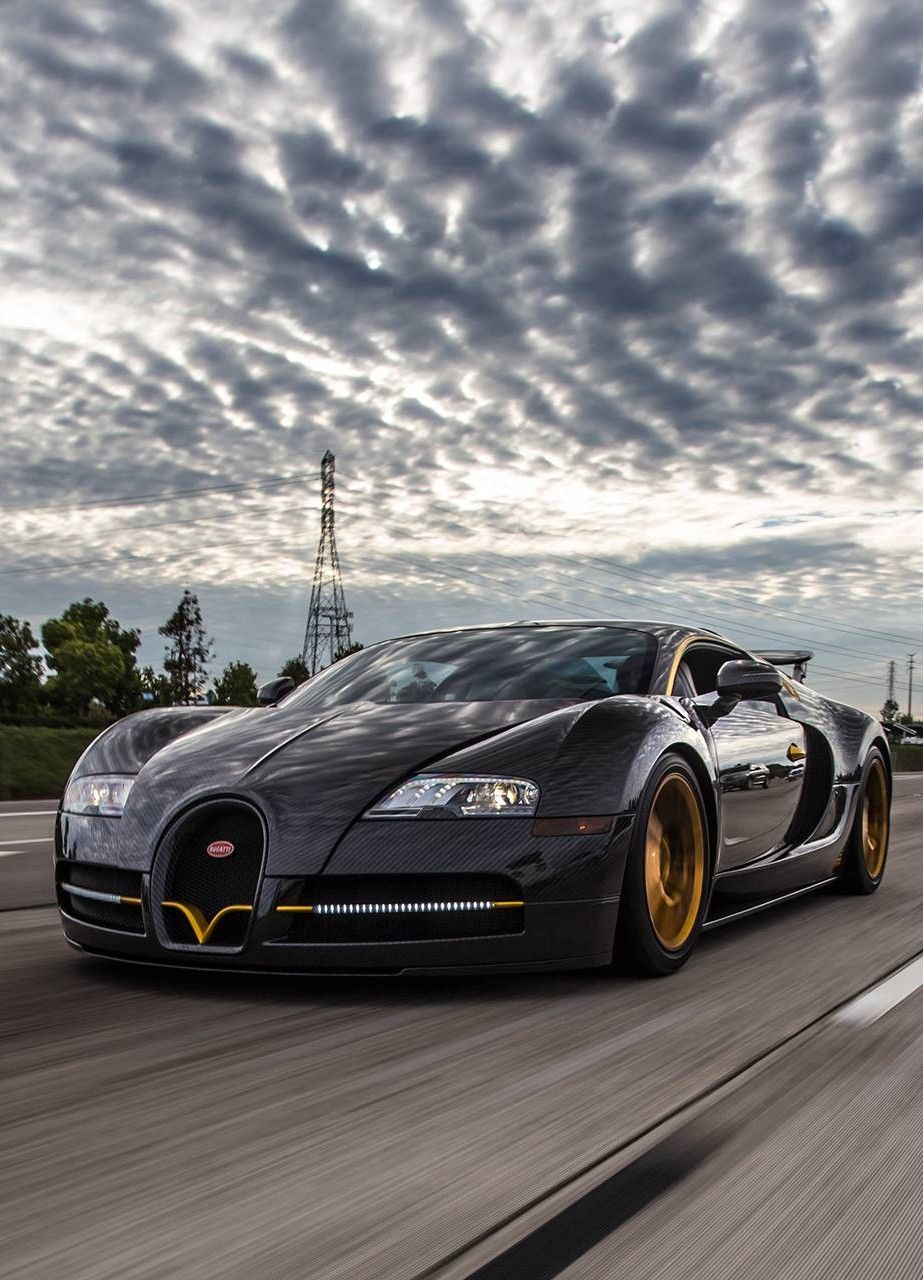 The Outrageous Bugatti Veyron. Nice CarsFast CarsExotic ...