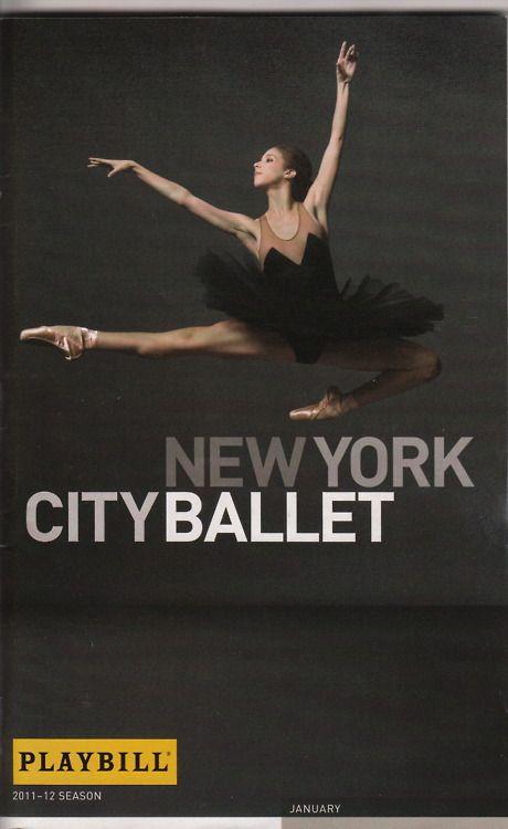 * New York City Ballet *