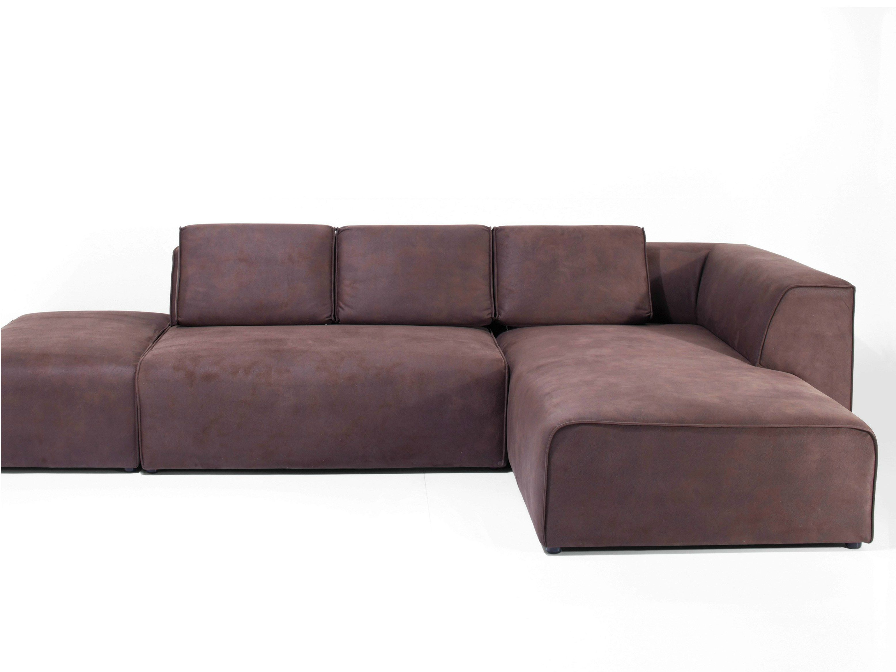 Ecksofa 200x200 3 Seater Corner Leather Sofa Infinity Antique By Kare Design