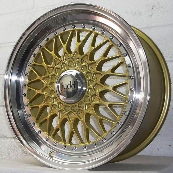 JUDD TX09 GDPL 18F Set of 4 alloy wheels http://www.turrifftyres.co.uk