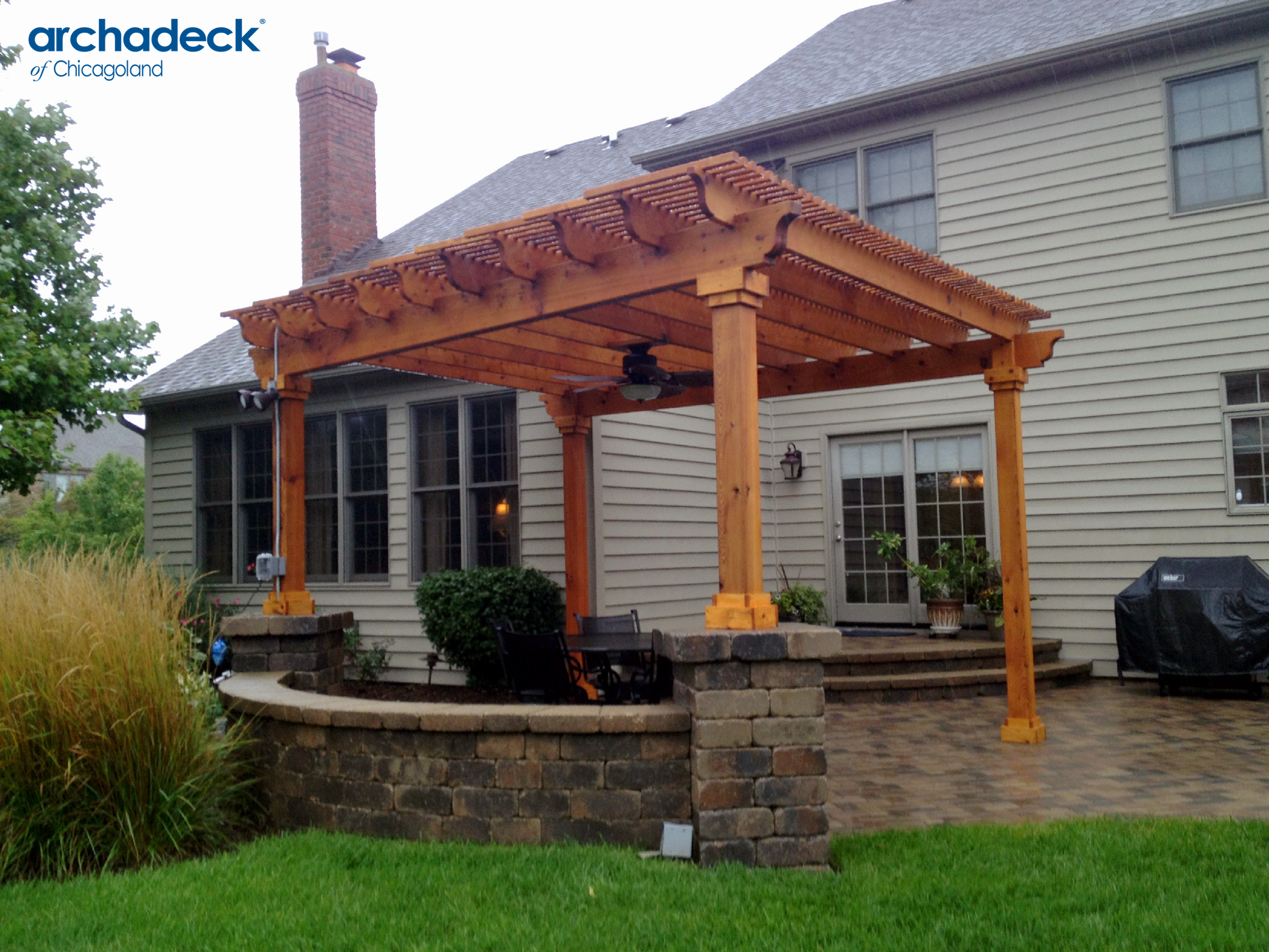 DIY Pergola Canopy Design For Attractive Patio Ideas: Pergola Canopy Design  Ideas For Modern Backyard