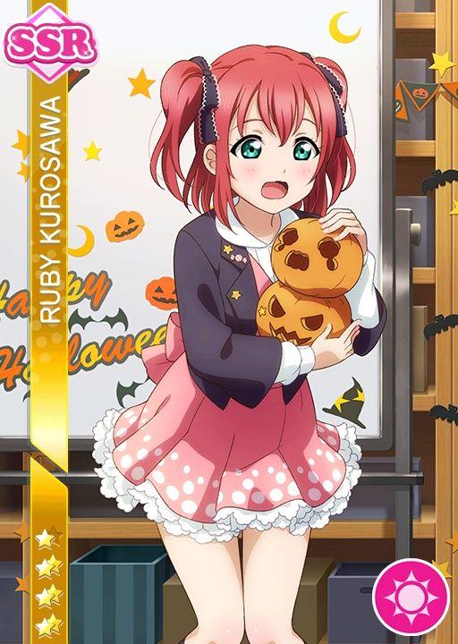 Kurosawa Ruby (Halloween Ver.)