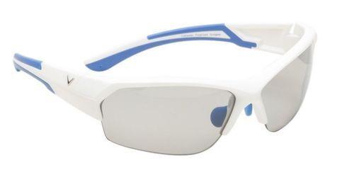 dc77fab0c410 Sport Protective Eyewear 158938: Callaway Sungear Raptor Golf Sunglasses -  Matte White Plastic Frame,