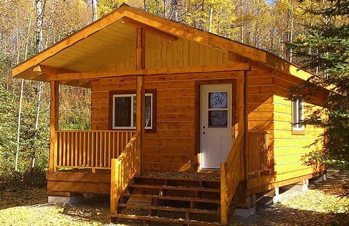Build a off grid cabin http homestead and for Small cabins to build cheap