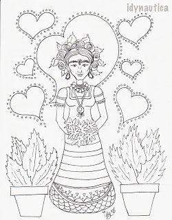 Frida Kahlo Con Imagenes Frida Art Frida Kahlo Dibujo Frida