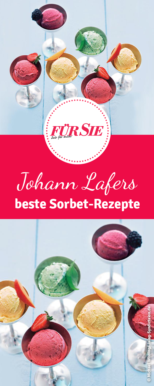 Johann Lafers Sommersorbets