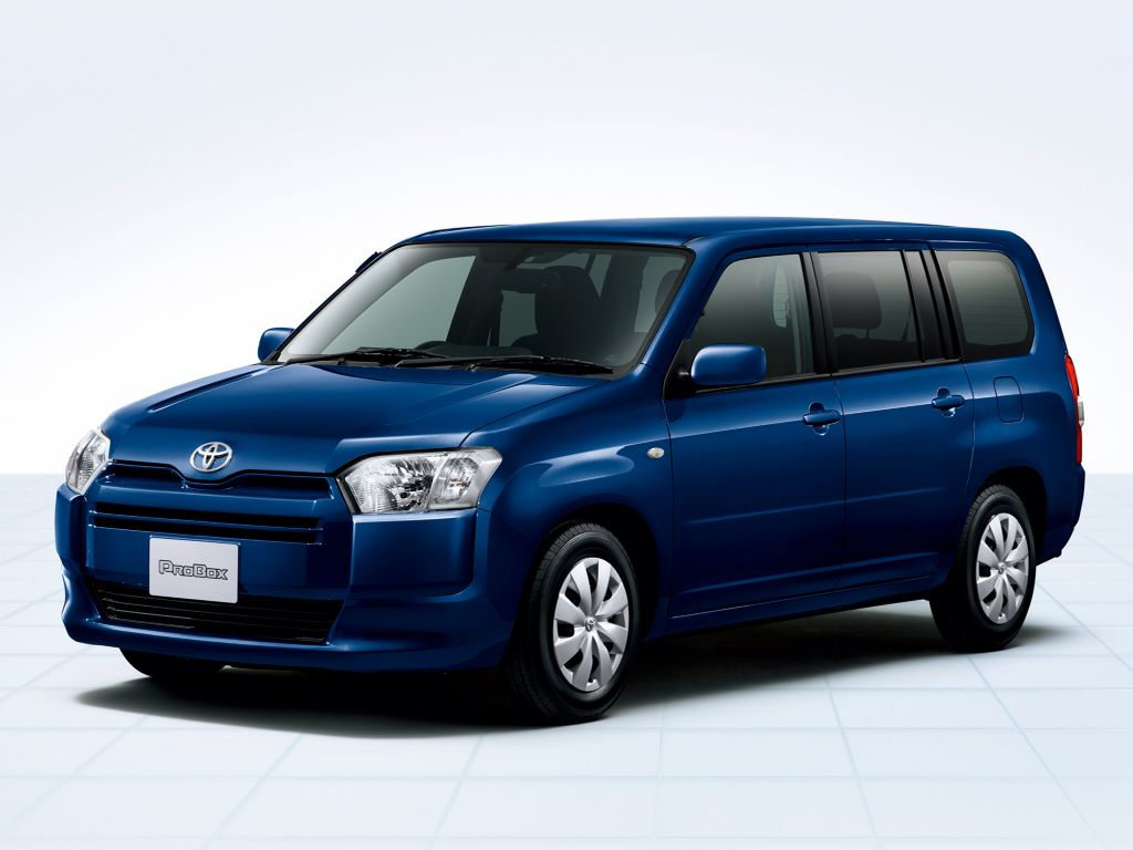 Toyota Probox Wagon.