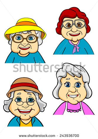 3fe789927ec Stock Images similar to ID 100269119 - cartoon old lady with handbag ...