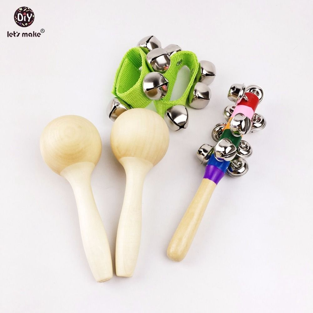 Mother & Kids Dental Care Lets Make Baby Toys Wooden Baby Rattle Montessori Rattle Wooden Baby Toys Unique Baby Boy Gift
