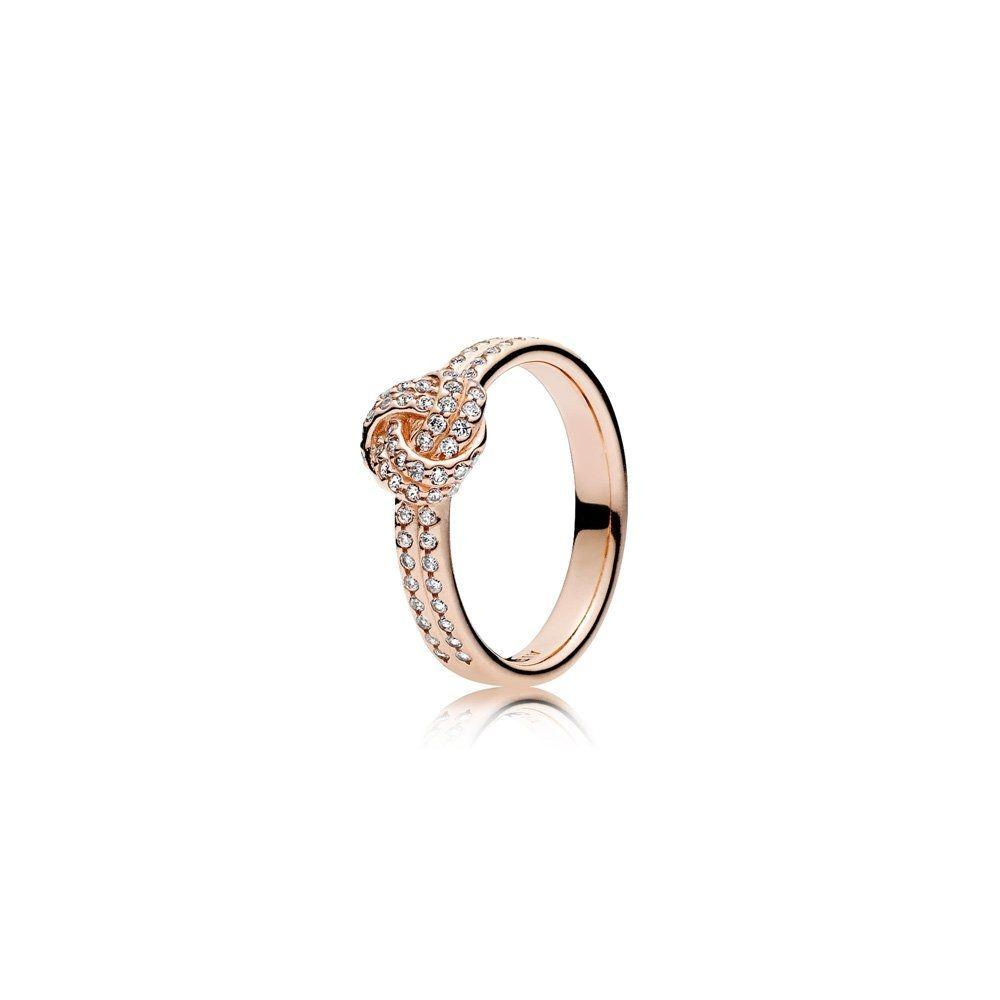 1877b78a608c1 pierścionek Pandora rose, cyrkonia sześcienna - 180997cz-56 w 2019 ...