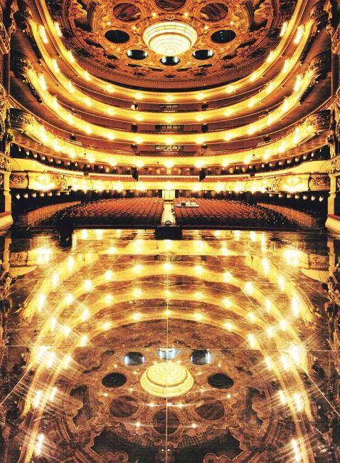 Gran Teatre del Liceu. http://observatori.liquidmaps.org BARCELONA