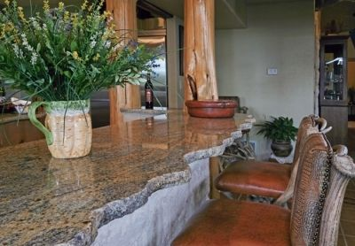Countertop Unique Kitchen Countertops Outdoor Kitchen