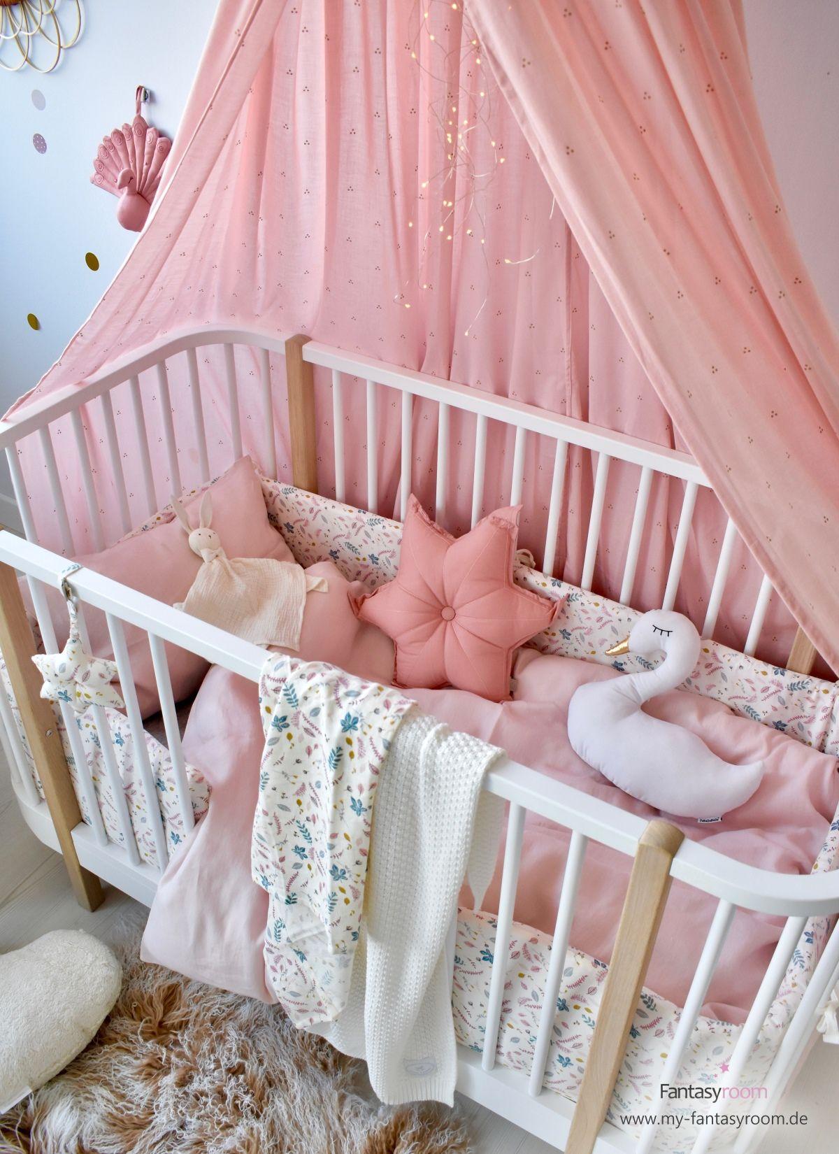Babyzimmer In Altrosa Creme Bei Fantasyroom Online Kaufen Kinder Zimmer Kinderzimmer Zimmer