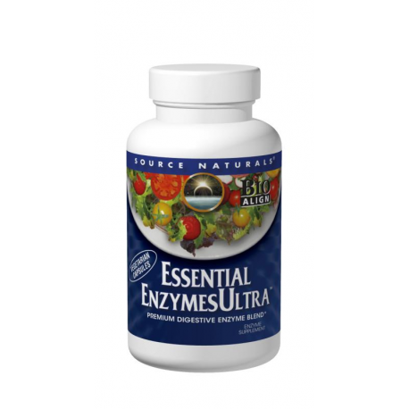 Source Naturals, Essential Enzymes, Ultra, 120 Capsules