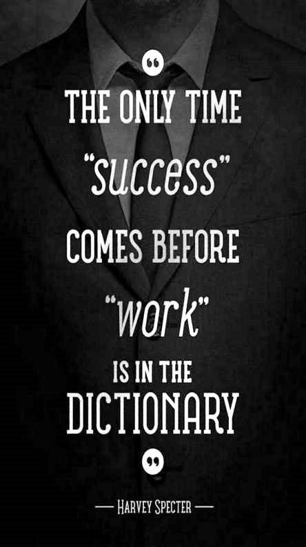 Success quotes motivational work. #InspirationalQuotes ...