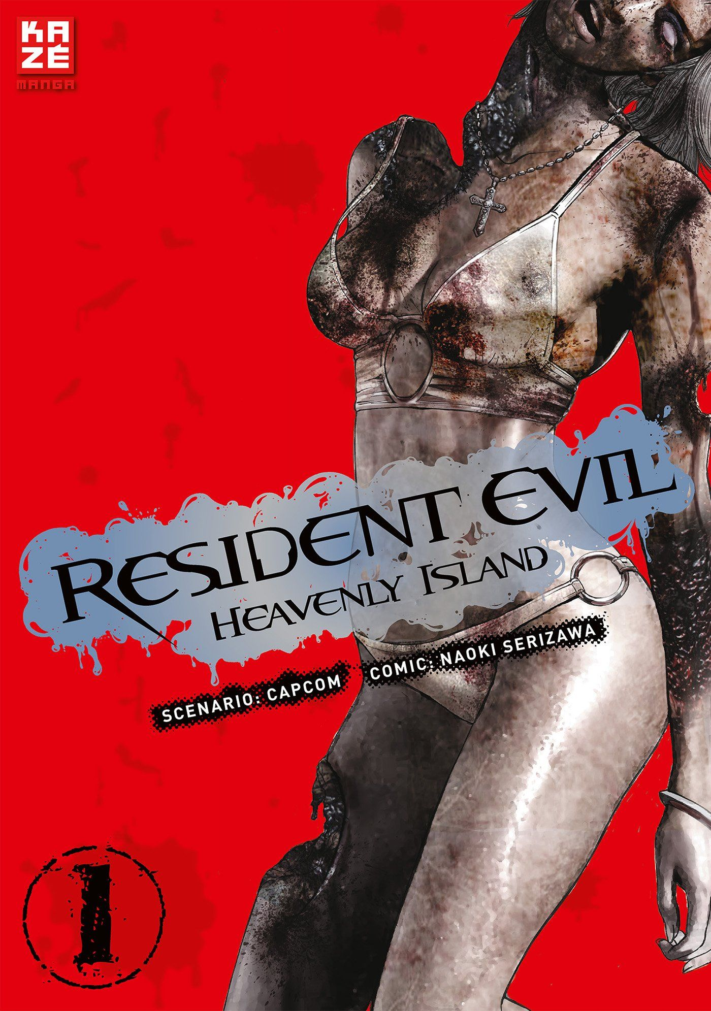 Gelesen: Resident Evil – Heavenly Island - http://sumikai.com/rezensionen/manga/gelesen-resident-evil-heavenly-island-81380/