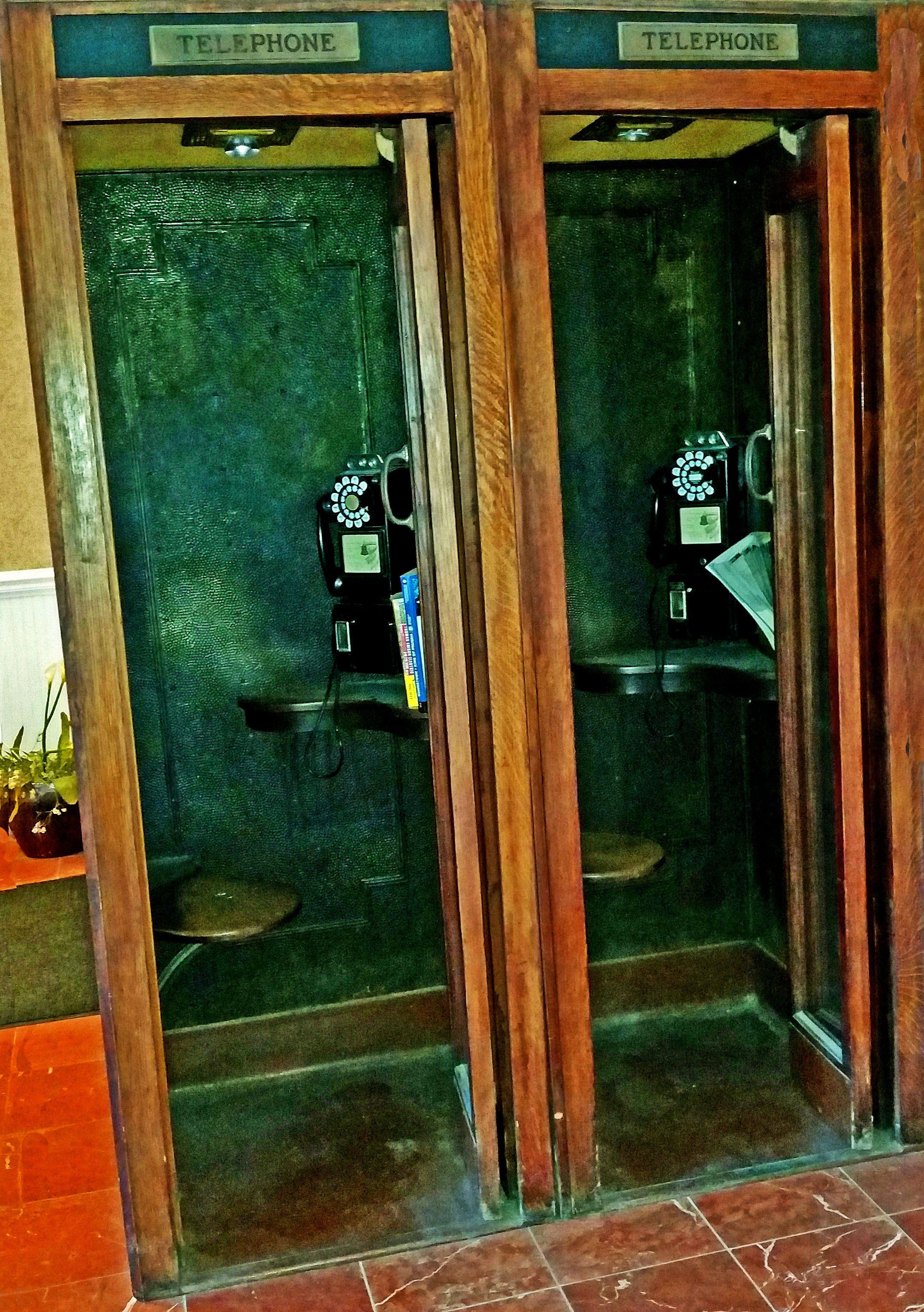 Vintage Phone Booths Retro phone, Phone booth, Vintage