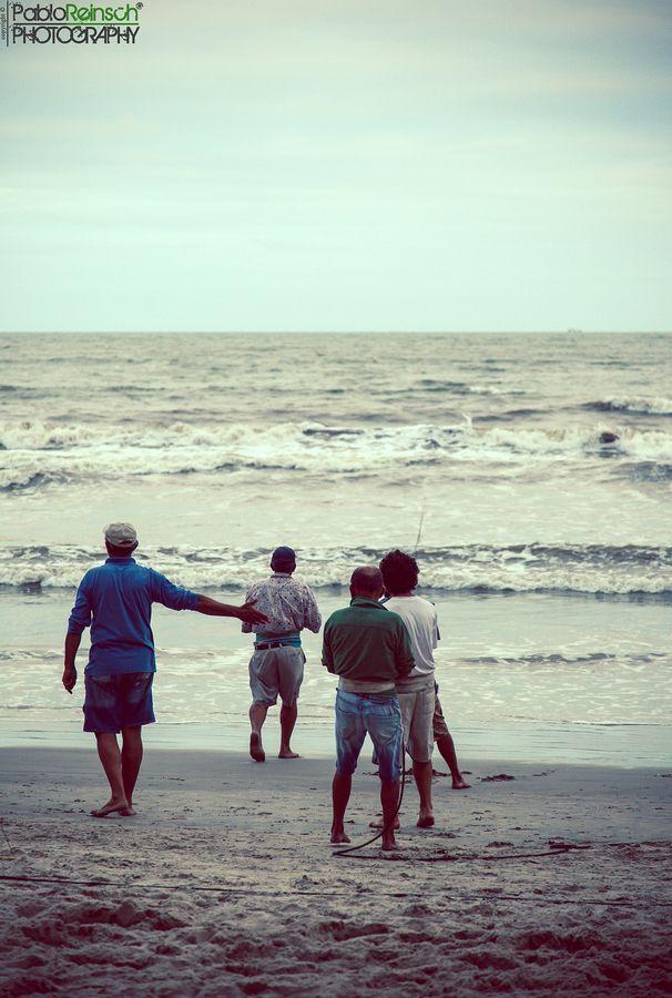 """""""Viejos pescadores.-"""""""