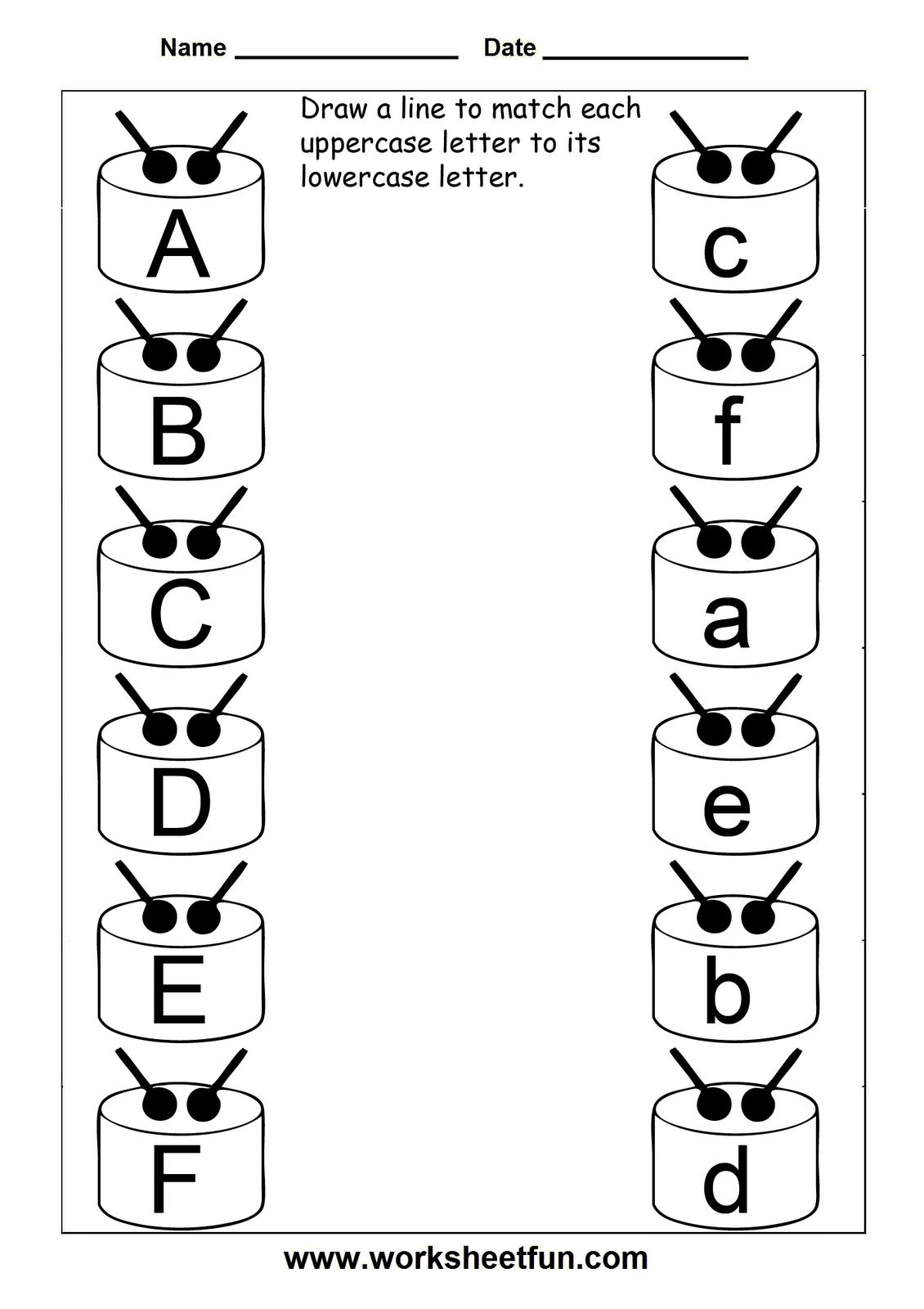 Preschool letter s worksheet - Worksheets For Letters Laptuoso Preschool Alphabet Worksheets