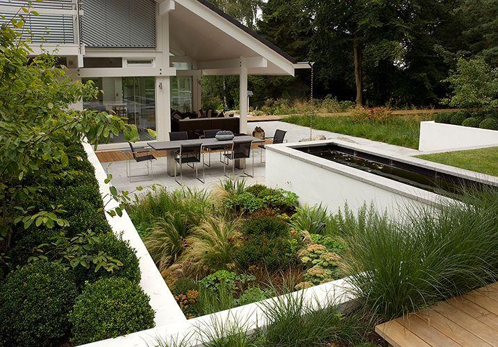 North Bucks Landscapes Pinterest Paisajismo y Jardines - jardines modernos